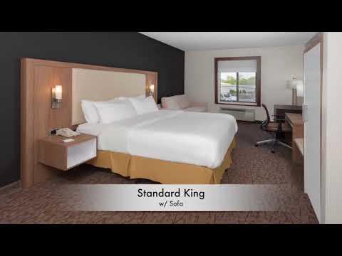 BOLOH Holiday Inn Express & Suites Dayton West Brookville