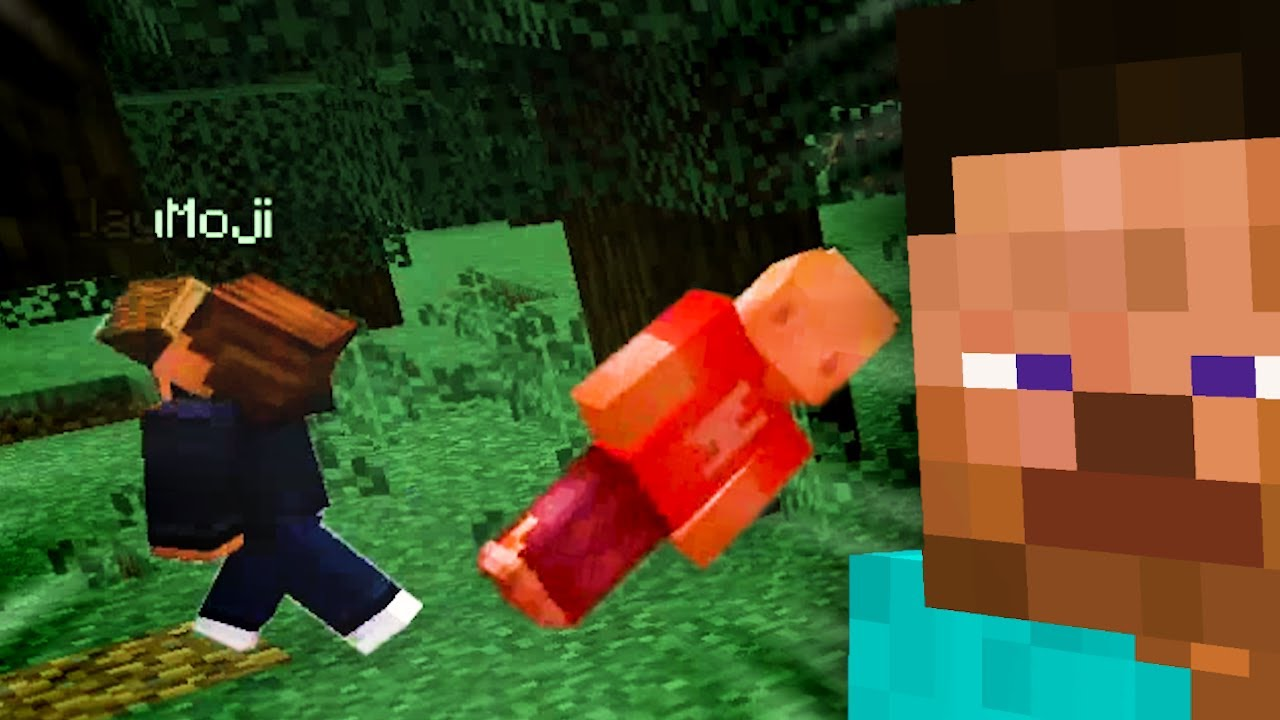 Minecraft but you die if you stop moving