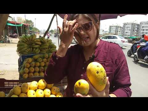 How to pick right mangoes .