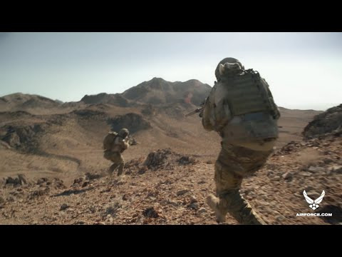 U.S. Air Force: Special Ops Anytime