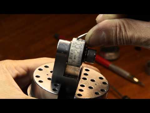 Hand Engraving - Dave Kessner - Duck Wedding Bands