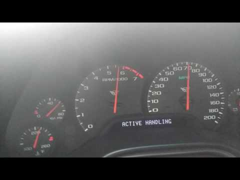 2001 C5 corvette bolt ons baby cam Acceleration 10-120