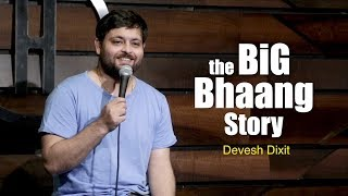 The Big Bhaang Story by Devesh Dixit