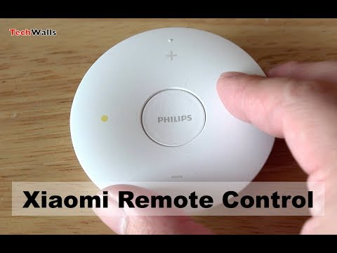 Xiaomi Philips Ceiling Lamp's Remote Control - App Setup