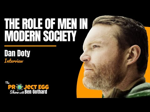 Dan Doty: Man Therapy To Become The Best Version Of You
