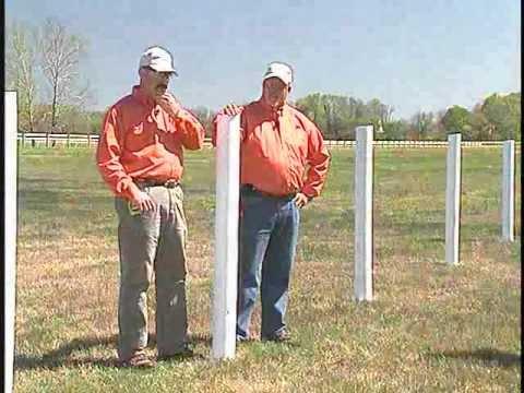 Single Strand Installation | Centaur Horse Fence Installation Video