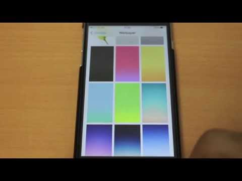 How to Change iPhone Wallpaper / Lock Screen Image