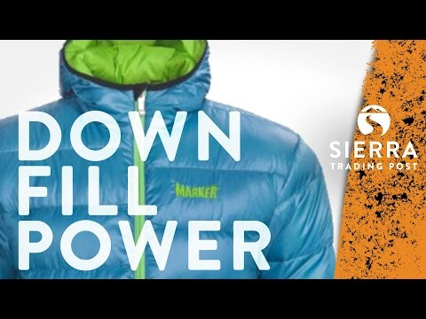 Down Fill Power: Goose Down Explained