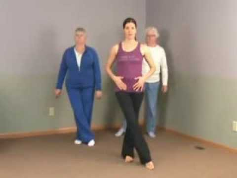 Senior Workout - Revelation Wellness Older Adults & Overweight Fitness
