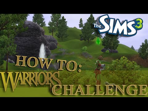 Sims 3: Warrior Cats Legacy Challenge| How To: Part 2- Build Mode