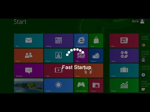 How to disable Startup Apps on windows 8/8.1 with task manager