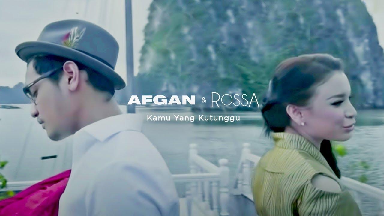 Afgan - Kamu Yang Kutunggu (with Rossa)