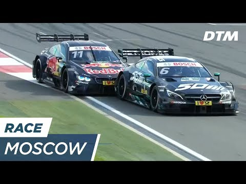 The battles of Moscow - DTM Moscow 2017