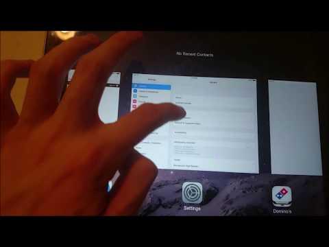 How to Close Apps on iPad Air 2 (& Any iPad Air, Mini, Pro iOS 9)