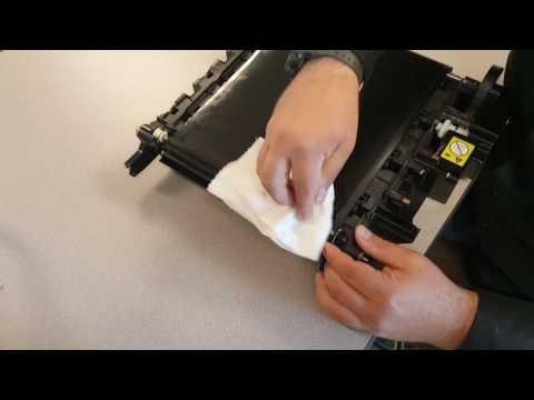 HP Color LaserJet 4700 / CP4005 ETB / ITB refurbishing tutorial / How To