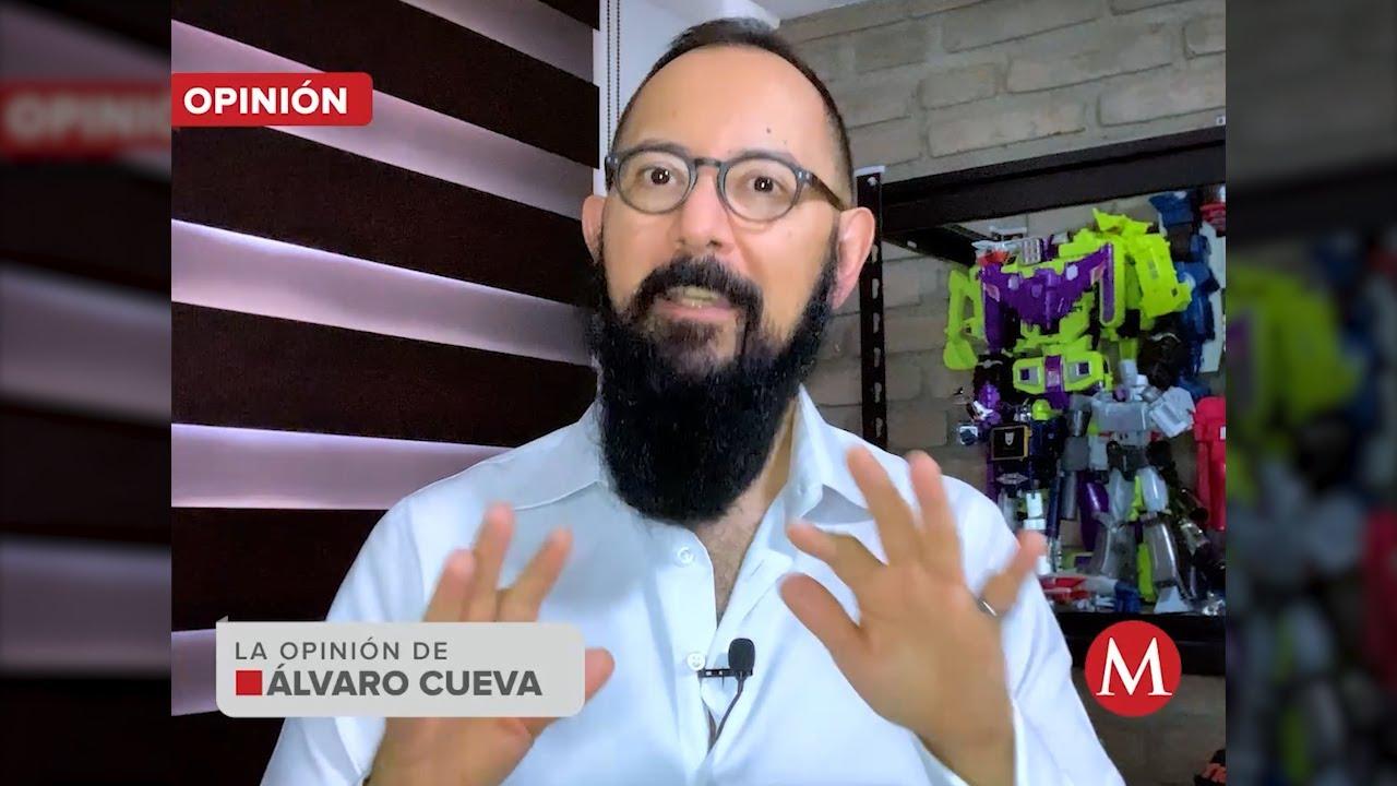 """""""Va por México"""" es un ejercicio de odio a Morena: Álvaro Cueva"""