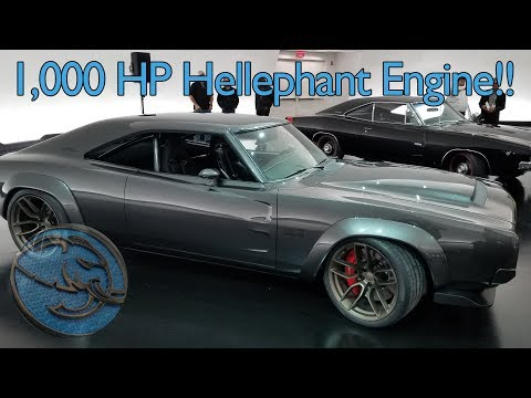 Mopar S 1 000 Hp Hellephant Engine Listen Learn