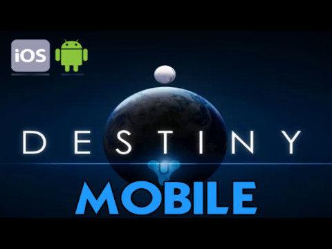 How To Download Destiny For Android and iOS [BETA] Gameplay + Tutorial Video