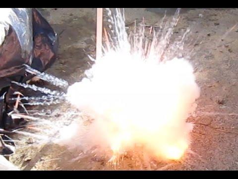 Impact Smoke Bomb #1