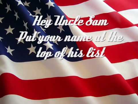 Courtesy of the Red, White and Blue - Toby Keith - Lyrics