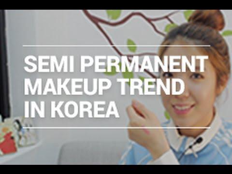 Semi Permanent Beauty Trend in Korea | Wishtrend