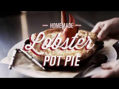 Lobster Pot Pie Joe's Crab Shack
