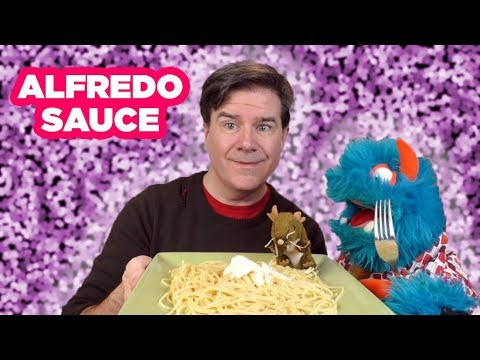 Alfredo Sauce:  3 Ingredient Recipes