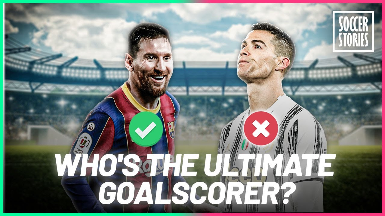 Is Cristiano Ronaldo REALLY a better goalscorer than Leo Messi? | Oh My Goal