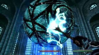 Skyrim Walkthrough Ep 67 The Eye Of Magnus Defeating Ancano