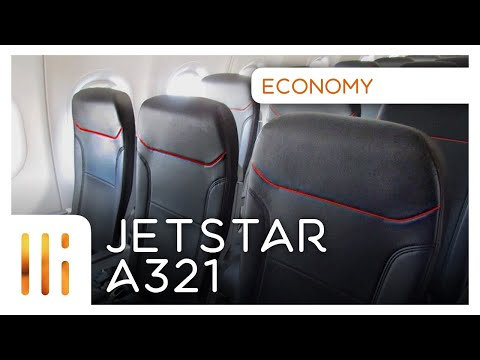 NEW SEATS: Jetstar A321 Economy PER - MEL