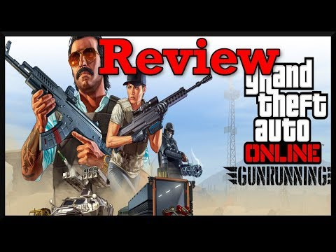 My 2 Month Late Gunrunning DLC Review! (Great Ideas, Plagued By Greed)
