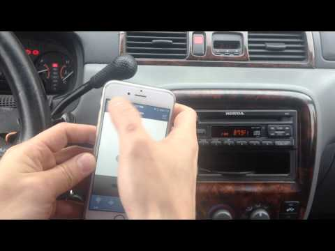 Cheapest Way to Connect iPhone to Older Car Radio