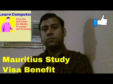 Mauritius Student Visa Process