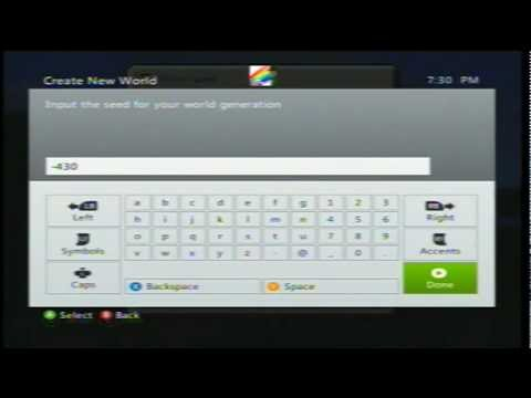 Minecraft STRANGE NPC VILLAGE SEED! Xbox 360
