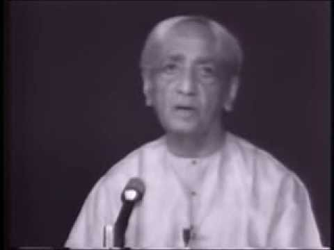 J. Krishnamurti - Madras (Chennai) 1979 - Public Discussion 2
