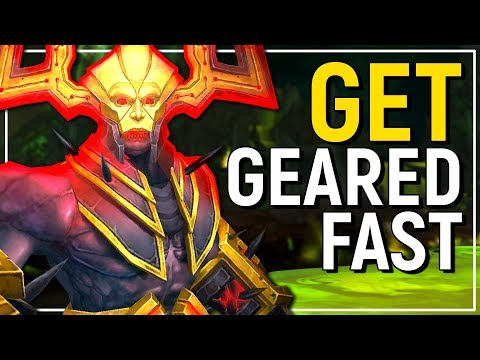 Legion Patch 7.3.2 Gearing Guide: Antorus Edition - iLvl 970 & Beyond!