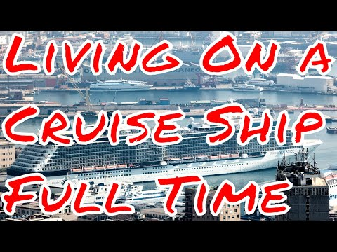 Cruise Ship Full Time Living Can It Be Done Affordably Living on a Cruise Ship for the Winter