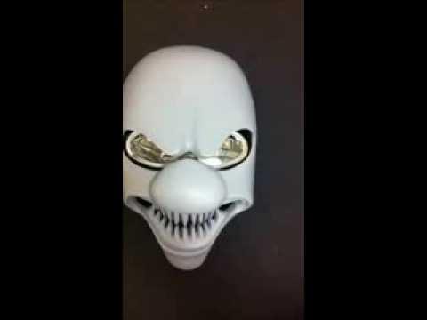 Milders Masks Clown