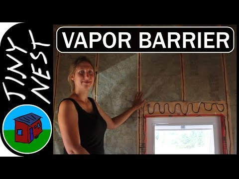 Vapor Barrier Installation (Ep.54)