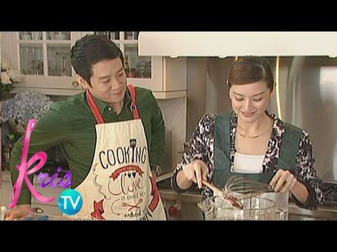 Kris TV: Maricar's famous Chocolate Cake recipe