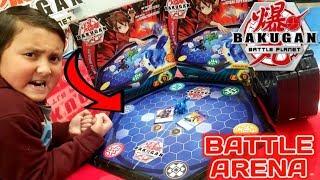 Download BAKUGAN BATTLE PLANET NEW BATTLE ARENA UNBOXING! EXCLUSIVE BAKUGAN & CARDS INCLUDED! Video