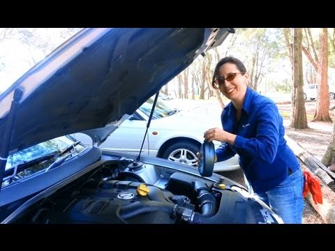 You Found The Dipstick - now learn how not to spill a drop! How To Pour Car Engine Oil