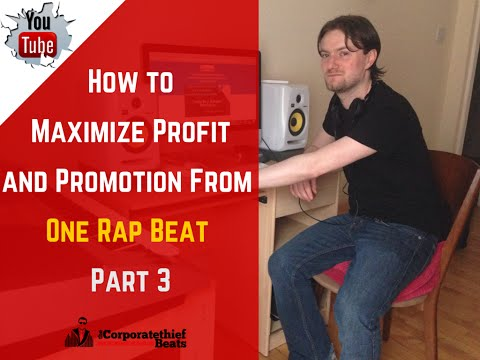 How To Promote and Sell Beats Part 3 : Beat Making Videos & SEO