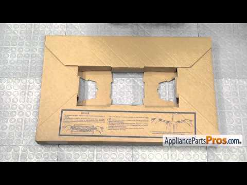 Refrigerator Door Gasket (part #WR24X10231) - How To Replace