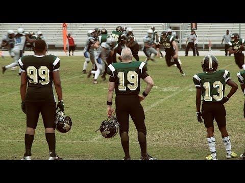 Semi-pro Sarasota football player defies his age