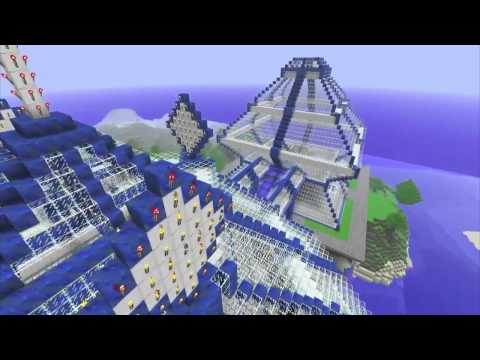 Minecraft Unleashed: Best Creations Ever [HD Montage]