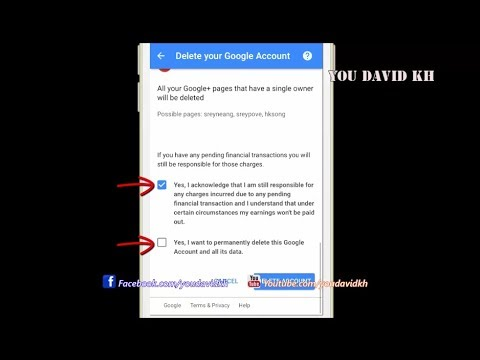 How Delete Accounts Gmail On iPhone