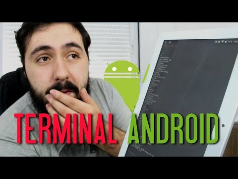 T-UI: Como usar o terminal LINUX no ANDROID (Apps Android)