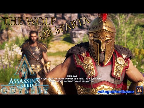 The Wolf of Sparta | Assassins Creed Odyssey Episode 8