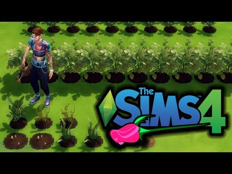 Grumpy Gardener! - The Sims 4 – Rosebud Challenge (Rags to Riches) - Part 8
